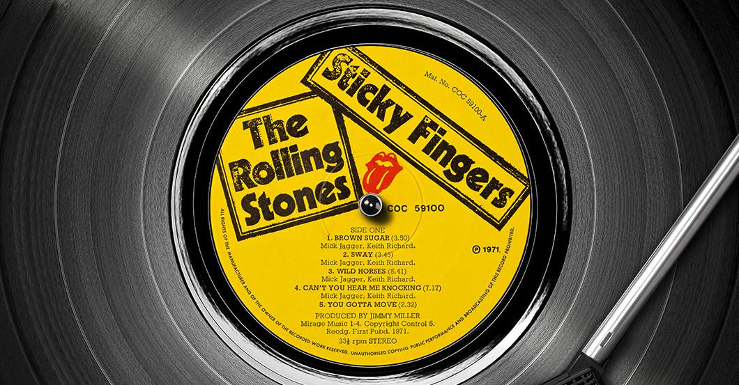Rolling Stones Fotografie