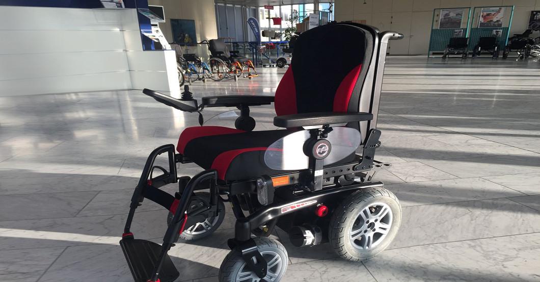 Rollstuhl Kalte Füße I