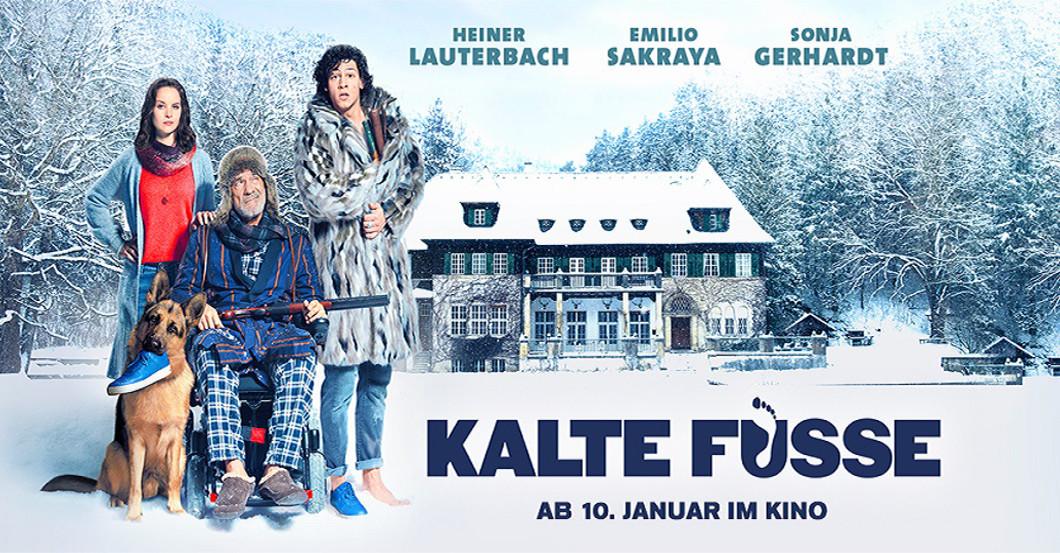 Kinofilm Kalte Füße