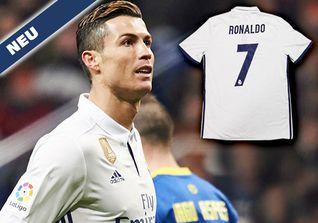 Ronaldo Real Trikot