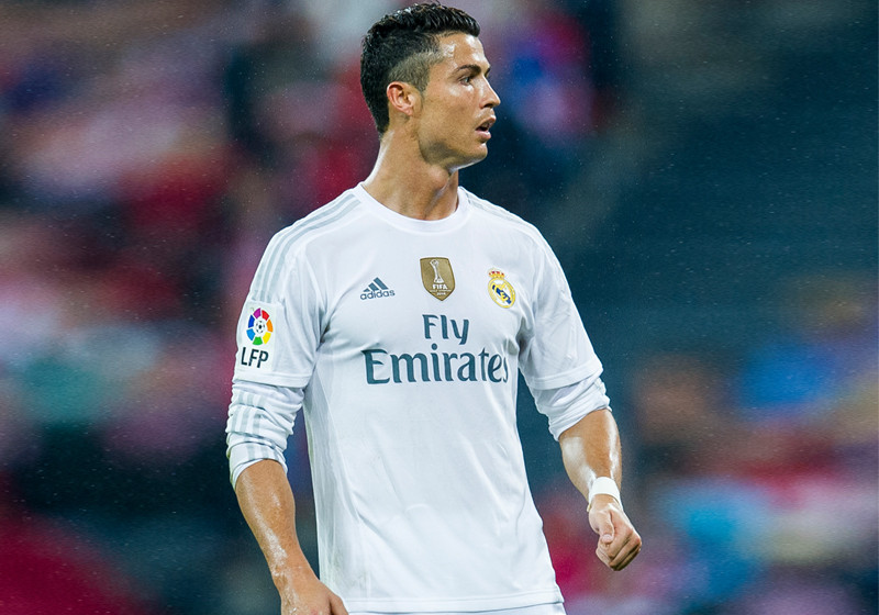 Ronaldos Real Trikot