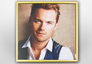 Ronan Keating Portrait