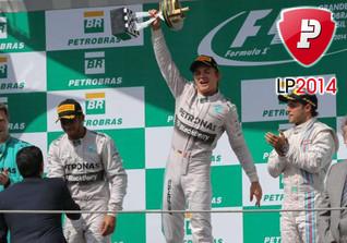 Rosbergs Rennanzug