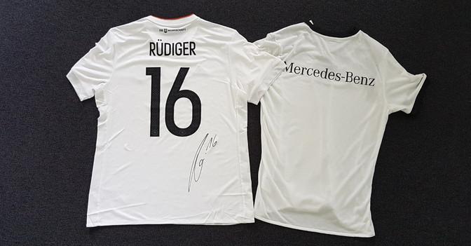 Rüdigers WM Quali Set