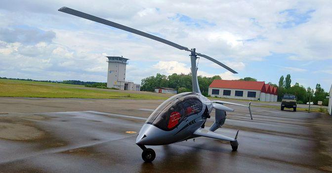 Rundflug Arrow Copter