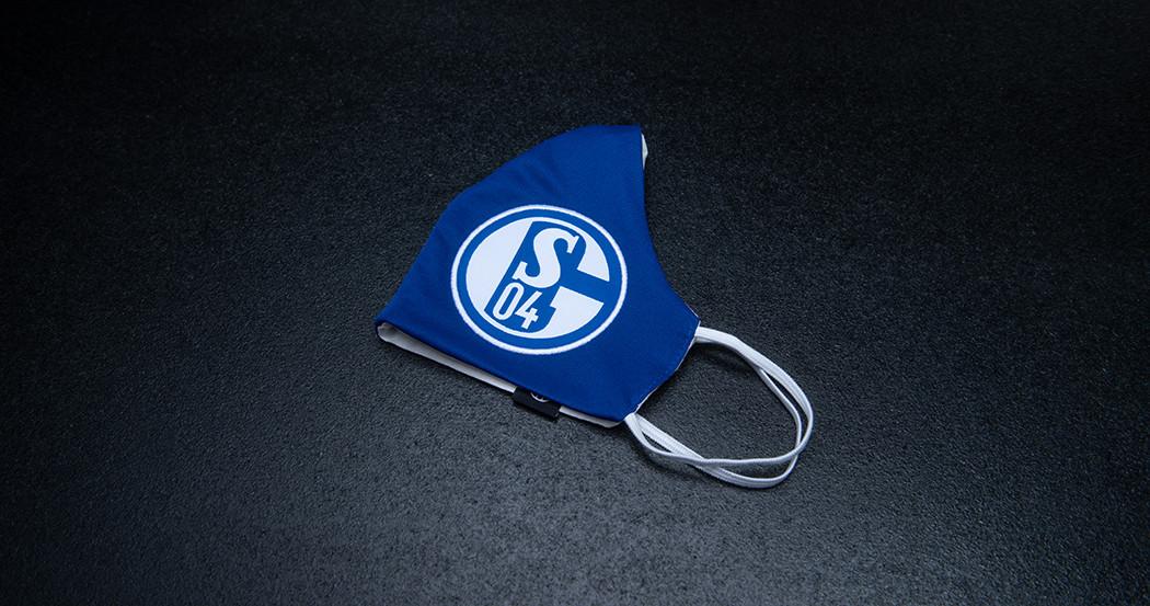 Schalke Mundschutz Maske