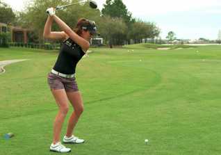 Sandra Gal Golfartikel