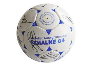 Schalke 04 Ball