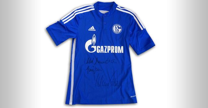 Schalke Trikot Fischer