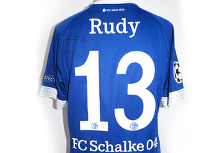 Schalke Trikot Rudy