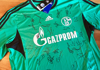 Schalke Trikot signiert