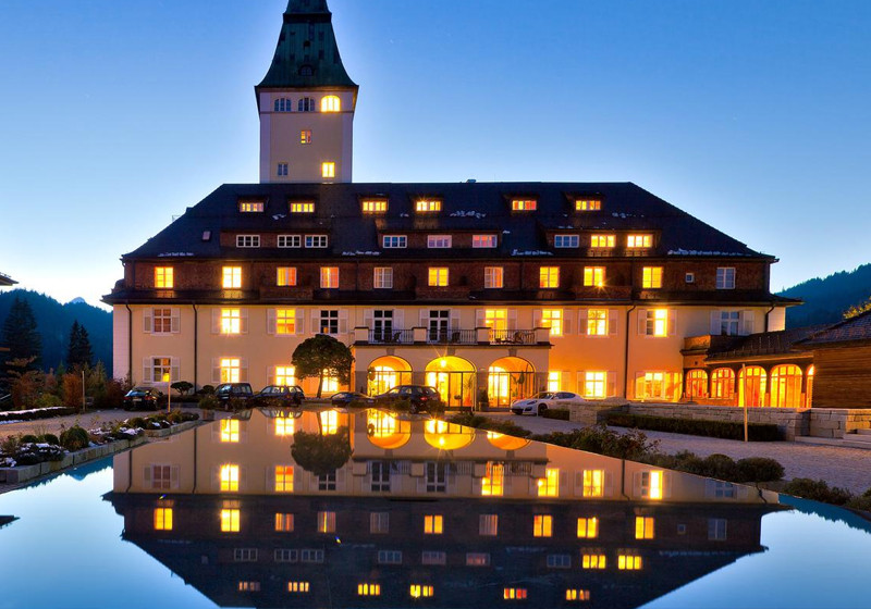 Schloss Elmau Experience