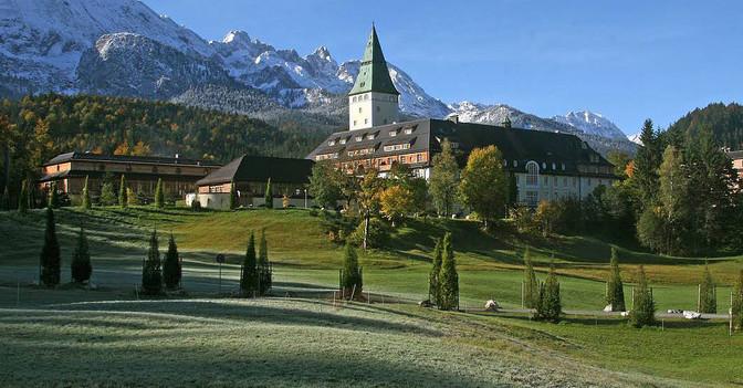 Schloss Elmau Kurzurlaub