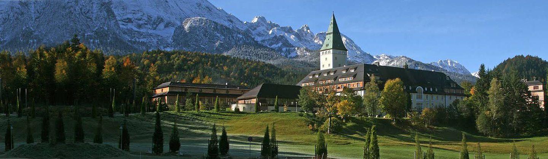 Schloss Elmau Trip