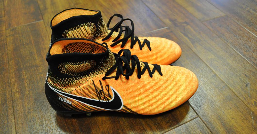 store get cheap first rate Nuri Sahins personalisierte Nike-Fußballschuhe