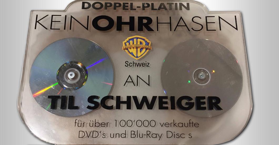 Schweigers Platinum Award