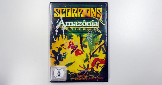 Scorpions Amazonia