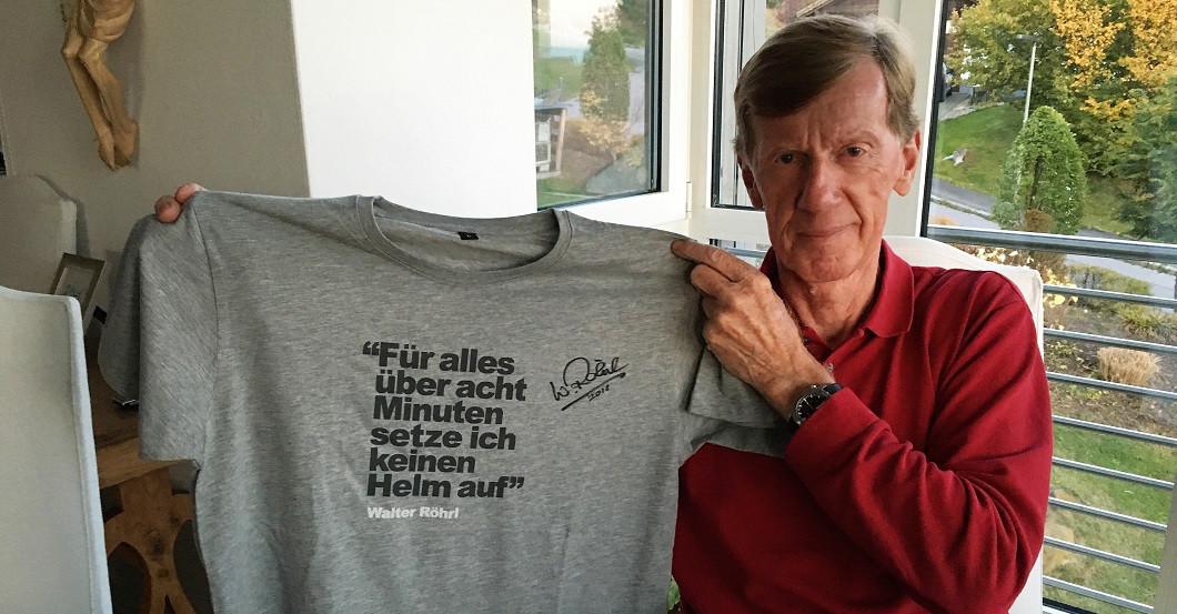 Shirt Walter Röhrl