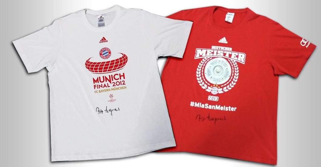 Shirts Jupp Heynckes
