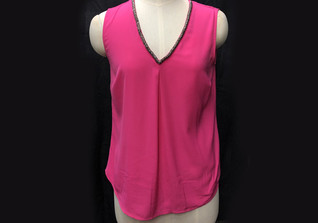 Show 3 pinke Bluse