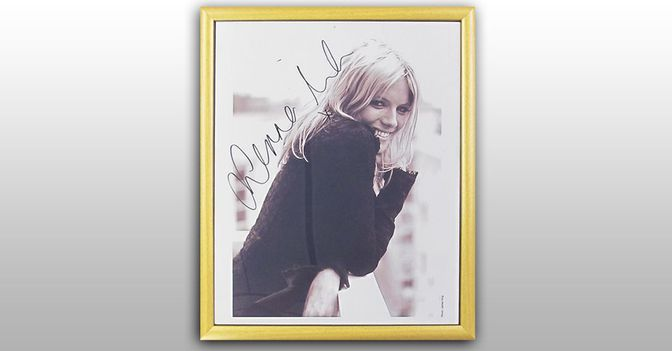 Sienna Miller Portrait