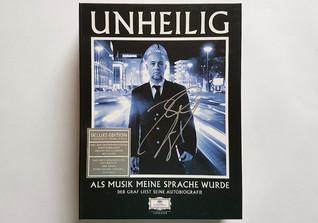 Signierte CD der Graf