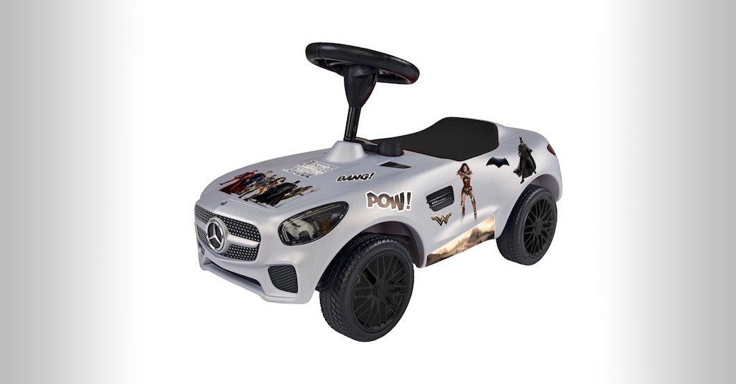 Exclusive: Signed TRIBUTE TO BAMBI Bobby-AMG GT