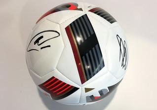 Signierter DFB Ball