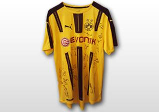 Signiertes BVB Heimtrikot