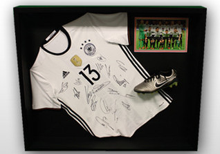 Signiertes DFB Trikot