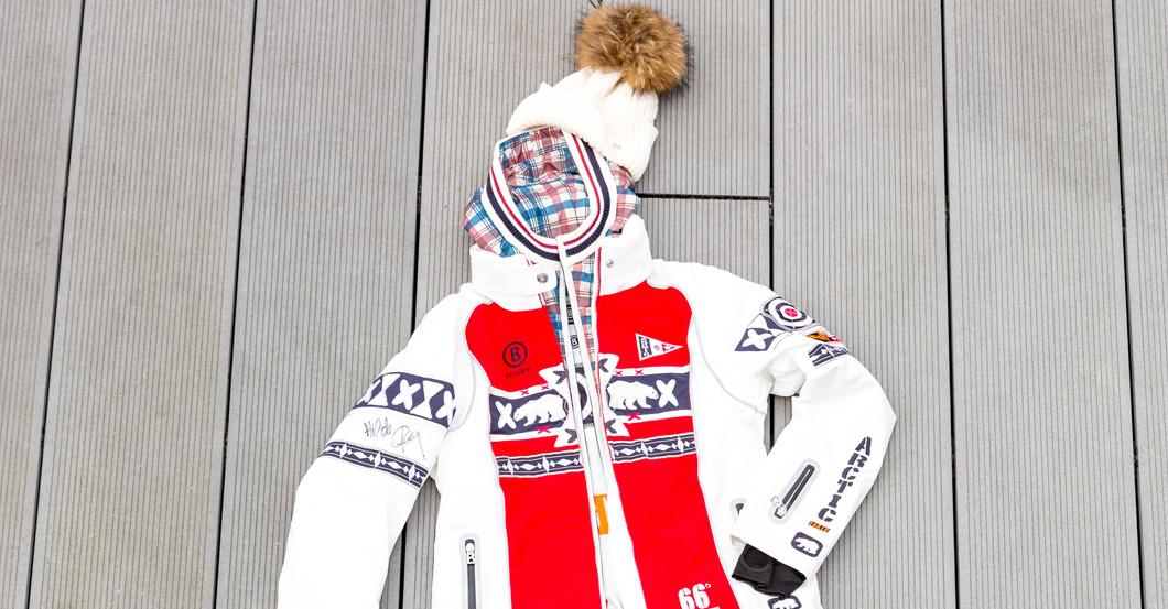 Skioutfit Hilde Gerg