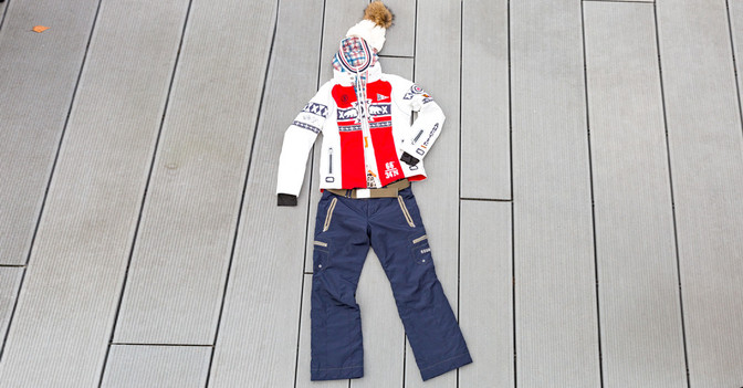 Ski Outfit Hilde Gerg