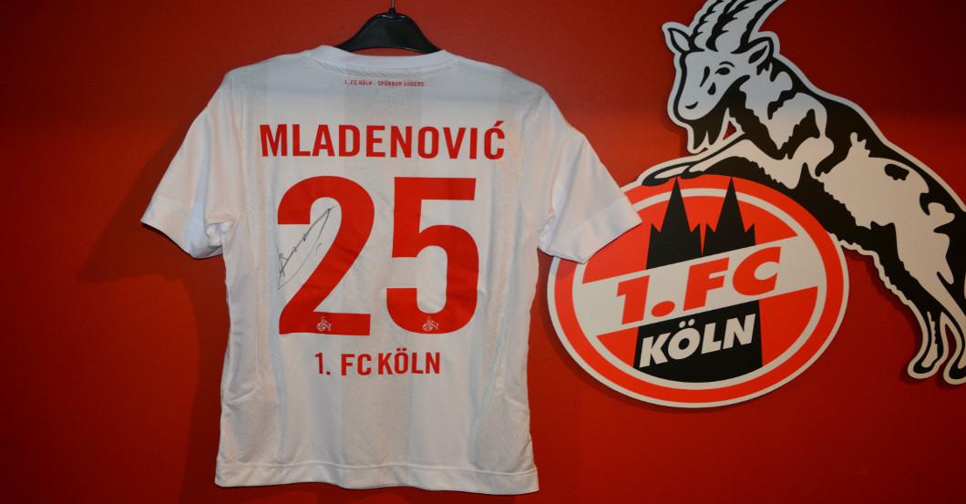 Sondertrikot Mladenovic