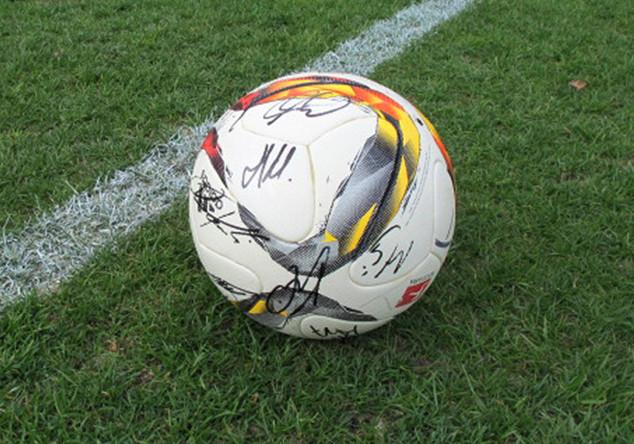Spielball FC Köln