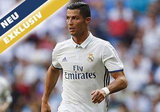 Spielertrikot Ronaldo