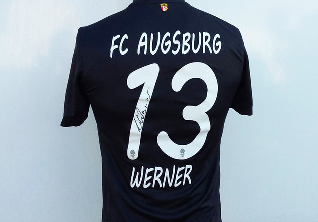 Spielertrikot Werner