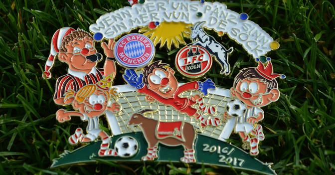 Spieltagsorden Bayern