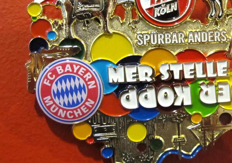 Spieltagsorden FC Bayern