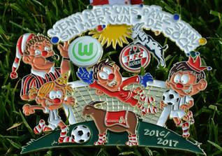 Spieltagsorden Wolfsburg