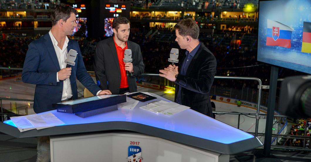 Sport1 Eishockey Trikot