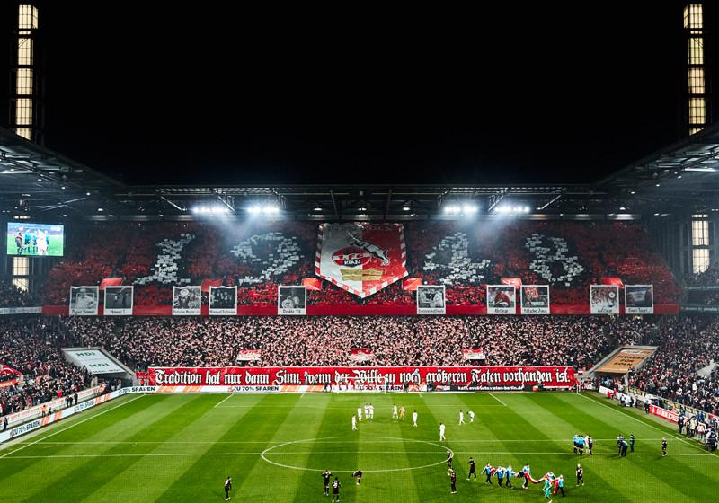 Stadiontour 1.  FC Köln