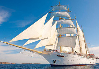 Star Clipper Asien