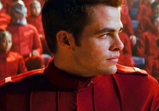 Star Trek Anzug