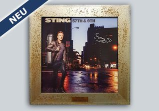 Stings signed LP