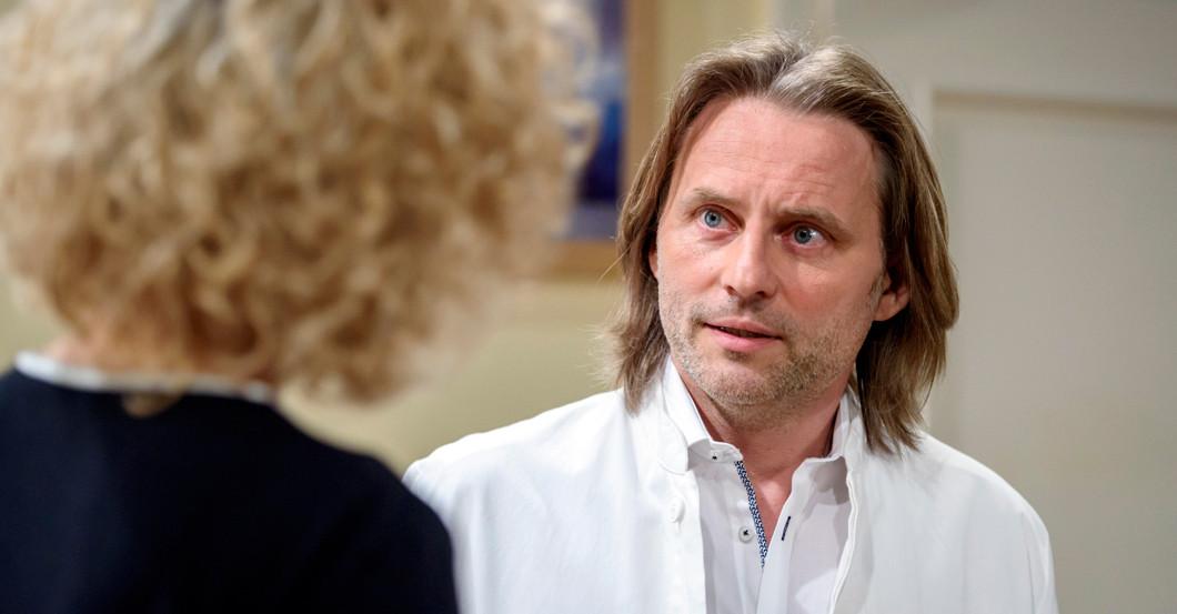Sturm Der Liebe Am Set Mit Dr Michael Niederbühl