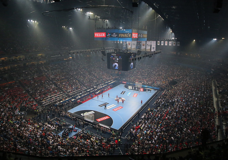 Super-VIP-Handballpaket