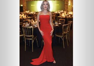 Sylvie Meis Versace Kleid