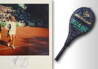 Tennisschläger Graf