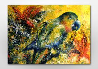 Thomas Behrens Papagei