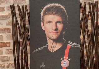 Thomas Müller Portrait